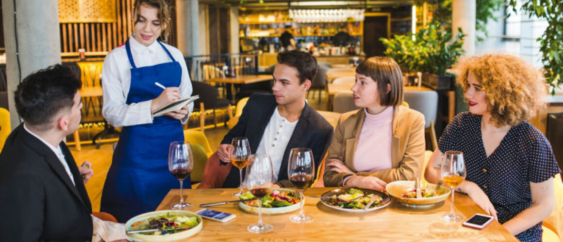 La experiencia de comer, el reto #1 para los restaurantes